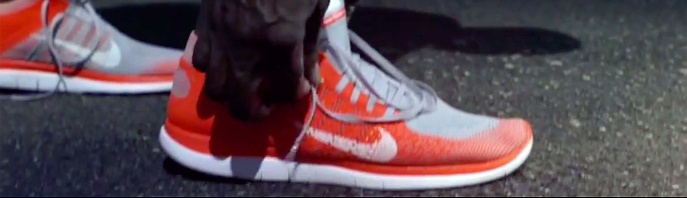 Nike Footwear Promo Duff Campbell